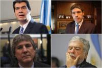 Ex Funcionarios K tendrán una agitada semana en Tribunales