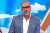 Grave denuncia contra Jorge Rial tras la revelación de su renuncia a Intrusos