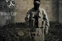 ISIS sigue amenazando al Mundial de Rusia: ahora con una fuerte imagen de Ronaldo