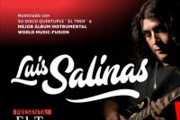 Luis Salinas estará en San Juan presentando El Tren
