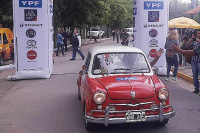 Llega a San Juan el Gran Premio Argentino Histórico