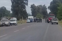 Fatal accidente en Ruta 20: murió una niña de 4 años