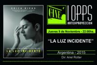 Ciclo de cine del IOPPS: Volver y La luz incidente
