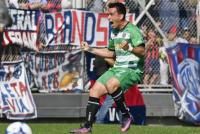 San Lorenzo cayó de local ante Banfield y perdió el invicto