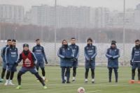 La Selección ya se entrena en Rusia