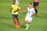 Argentina enfrenta a Uruguay en su segundo partido en la provincia