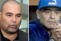 Otro duelo de pesados: Chilavert destrozó a Maradona