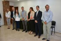 Rivadavia entregó certificados por la muestra