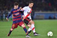 El insólito pedido de disculpas de Messi a Driussi