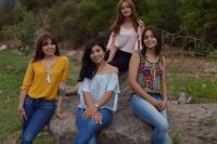 Cuatro jóvenes se presentaron para candidatas a Reina de Valle Fértil