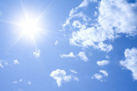 Tarde soleada y probabilidad de tormentas para este sábado