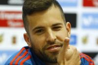 Jordi Alba confiensa que España tampoco quiere cruzarse con Argentina en el Mundial