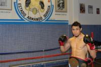 Kick boxing: el campeón Federico Benítez narra su trayectoria