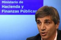 Luis Caputo explicó las razones por las que no se recurrió antes al FMI