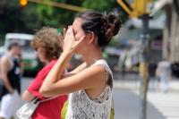 Que calor de locos: San Juan llegó a los 42°C
