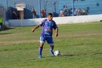 Unión golpeó en el final y venció a San Lorenzo de Alem