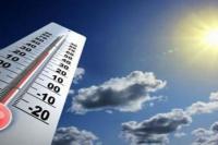 Calor y lluvias: la máxima será de 39ºC