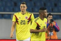 Colombia aplastó a China