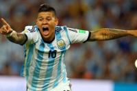 Marcos Rojo reapareció en el Manchester United, ¿llega al Mundial?