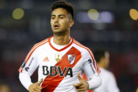Pity Martinez más afuera que adentro de la vuelta frente a Independiente