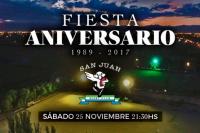Con una cena, el San Juan Rugby Club festeja su aniversario