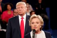 Donald Trump destrozó a Hillary Clinton