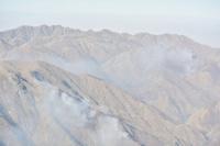Incendio: Nación enviará un avión hidrante para combatir el fuego en Valle Fértil