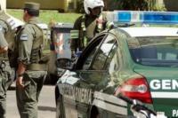 Gendarmería secuestró arma de fuego y municiones en la Difunta Correa