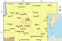Fuerte sismo se registró durante la madrugada