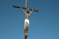 Cristo del Valle: afriman que está en un baldío
