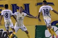 Boca perdió frente a Central su segundo partido consecutivo