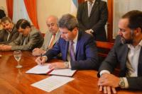 Gobierno de San Juan firmó convenios para fomentar el turismo