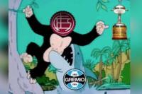 Los mejores memes de Lanús tras perder la final