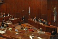 Ciudad Judicial: sin pasar por comisión, se aprobó el convenio entre el Ejecutivo y la Justicia