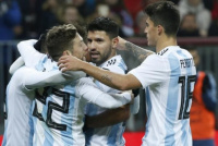 Una selección de Centroamérica sería el rival de Argentina en San Juan