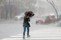 Sigue vigente la alerta por lluvias y tormentas