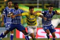 Defensa consiguió su cuarto triunfo seguido ante Godoy Cruz