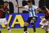 Racing empató con Newell's en Rosario