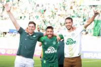 A un año de la tragedia, Chapecoense se clasificó a la Libertadores