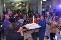La Biblioteca Popular Sur celebró sus diez años de actividades
