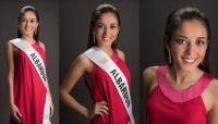 Mirá los afiches oficiales de las candidatas a Reina Nacional del Sol 2018