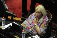 Temor en Cambiemos: Carrió no confirma su apoyo a la reforma jubilatoria
