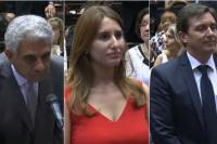 Juraron los nuevos diputados nacionales por San Juan
