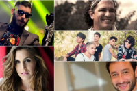 FNS: CNCO, Carlos Vives, La Sole, Luciano Pereyra y Ulises Bueno subirán al escenario