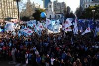 Plaza de Mayo: marcharán contra la