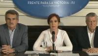 Cristina Fernández de Kirchner: