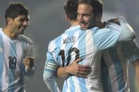 Gonzalo Higuaín volverá a la Selección en marzo