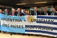 Argentina y Uruguay se quedan con el Mundial de Básquet 2027