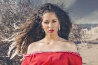 Melina Villalobos, la candidata que complementaría el estudio con las actividades sociales