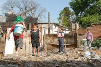 La pobreza bajó a 25,7% en el segundo semestre de 2017, según el INDEC